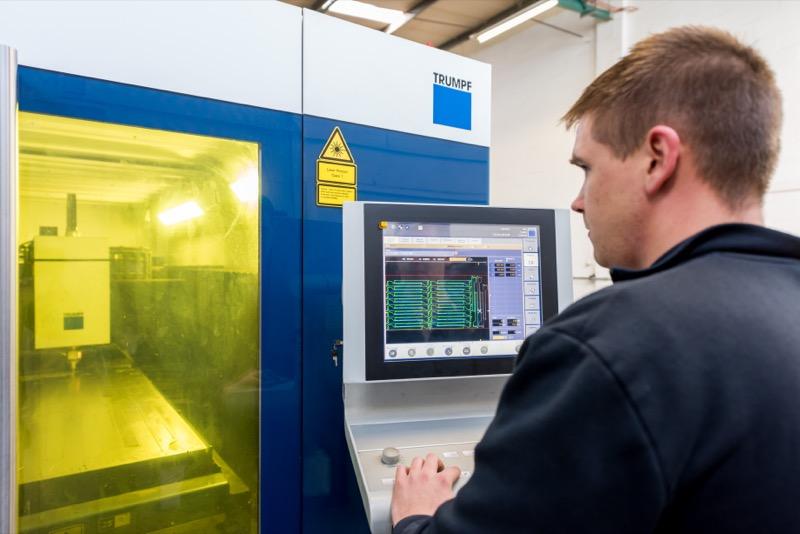CEL Sheet Metal Laser Cutting